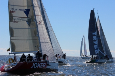 Video: Baltic Open Regatta 2015 Rojā