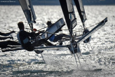 VIDEO: Foiling Week Garda 2017