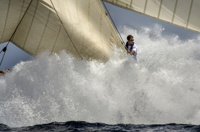 Mirabaud Yacht Racing Image of the Year 2014