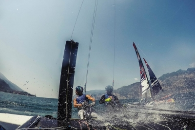 Video: Red Bull Foiling Generation Event